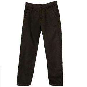 Levi's 511, Boy's (10), Black Cotton Stretch Pants
